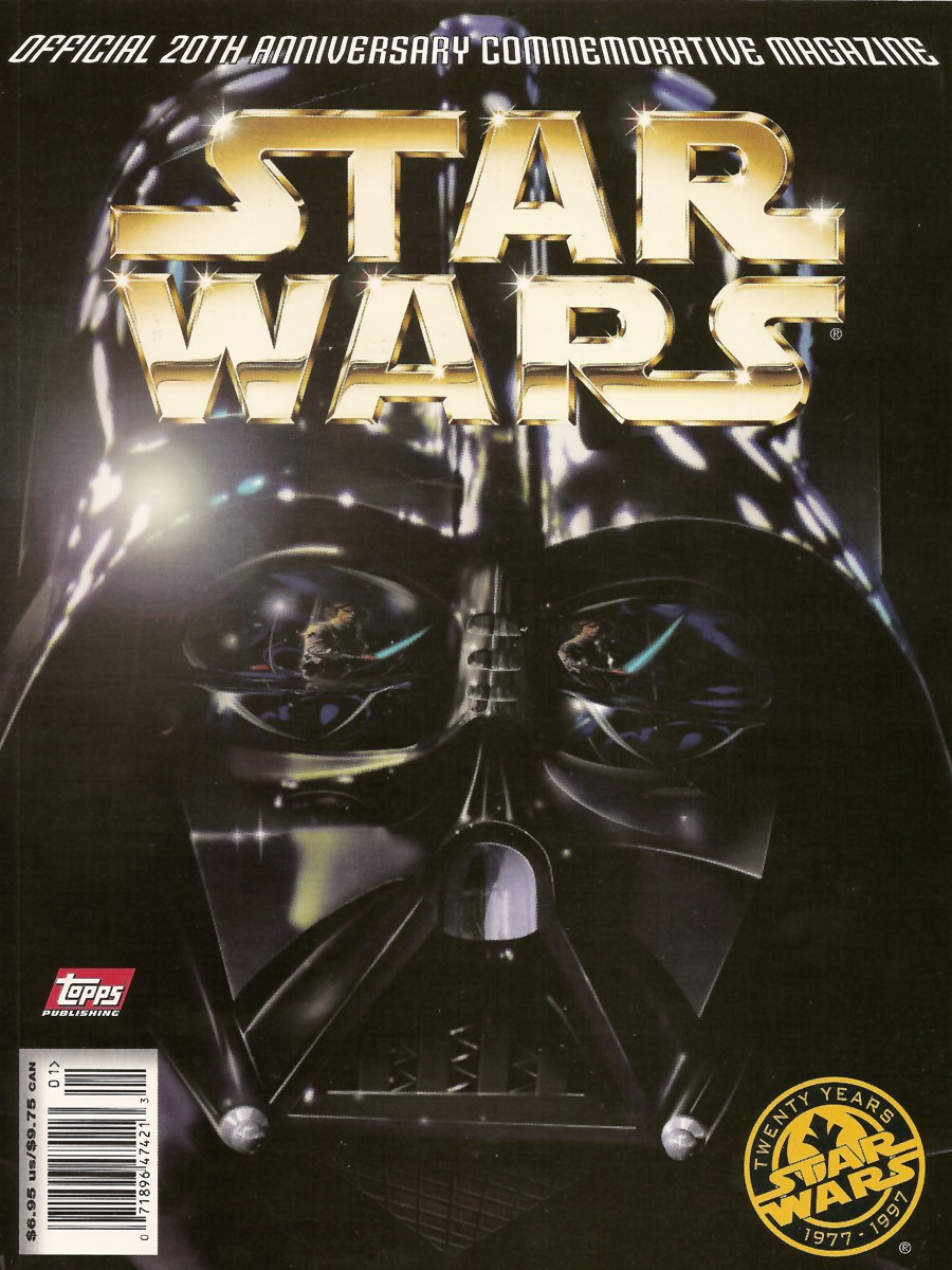 The Star System: The Official Star Wars 20th Anniversary Commemorative