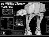 """""""AT-AT"""" SpecPlate"""