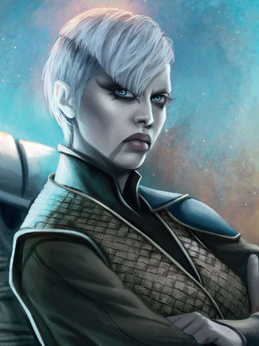 Asajj Ventress | Wookieepedia | FANDOM powered by Wikia