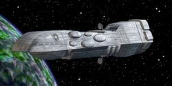 Dreadnaught Cruiser