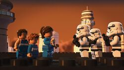 Freemakers stormtroopers Lost Treasure