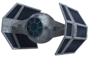 Rebels TIE Advanced x1 Fathead