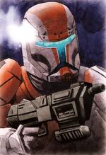 Republic clone commando