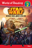 Rescue from Jabbas Palace Cover