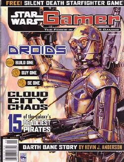 Star Wars Gamer 3
