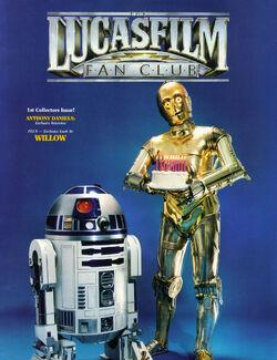 The Lucasfilm Fan Club Magazine 1 (p)