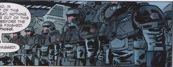 Carreras Major security force