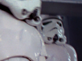 Unidentified head-bumping stormtrooper