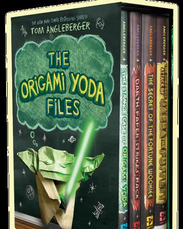 Cover Yoda Instructions | Origami Yoda | 450x360