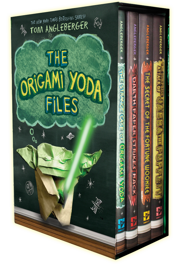 The Origami Yoda Files Wookieepedia Fandom Powered By Wikia