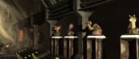 Garnac hunting guild trophies