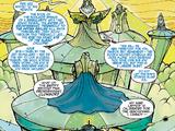 Power Mounds of the Elders