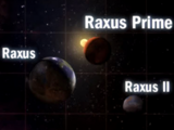 Raxus system/Legends