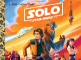 Solo: A Star Wars Story (Golden Book)