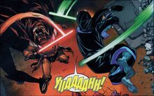 Vader vs Koth