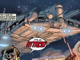 Yinchorri attack ship