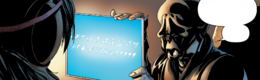 Ante datapad