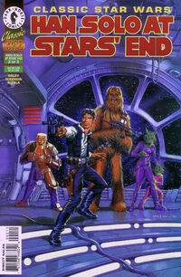 Classic Star Wars - Han Solo at Stars' End 2