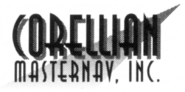 Corellian Masternav Incorporation Logo
