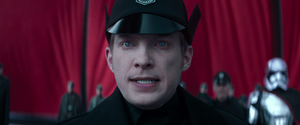 Hux Starkiller Speech