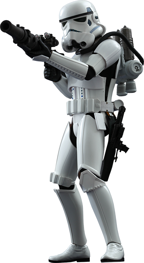 Star Wars A New Hope Imperial Stormtrooper Figure