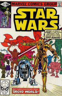 Star Wars 47 - Droid World
