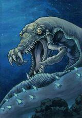 Colo claw fish SWK magazine