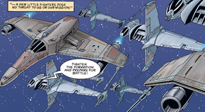 Rogue Squadron | Wookieepedia | FANDOM powered by Wikia