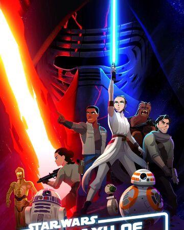 Star Wars Galaxy Of Adventures Wookieepedia Fandom