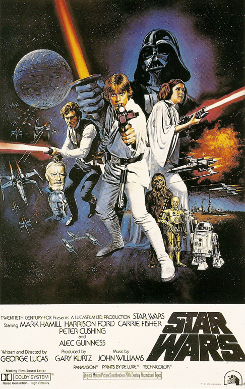 Image result for star wars official movie posters