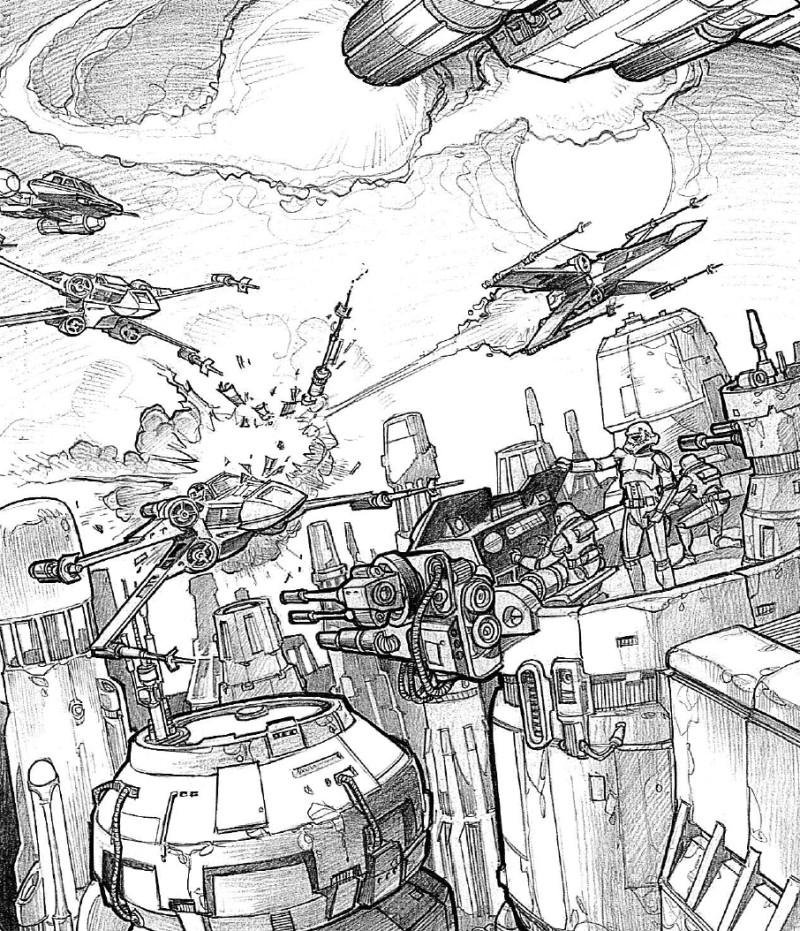 Battle Of Brentaal Iv Galactic Civil War Wookieepedia