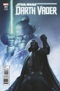 Darth Vader Dark Lord of the Sith 3 Camuncoli