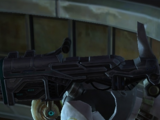 Fusion-bolt cannon