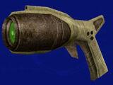 Geonosian sonic blaster (pistol)