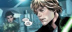 Luke Skywalker Shara Bey