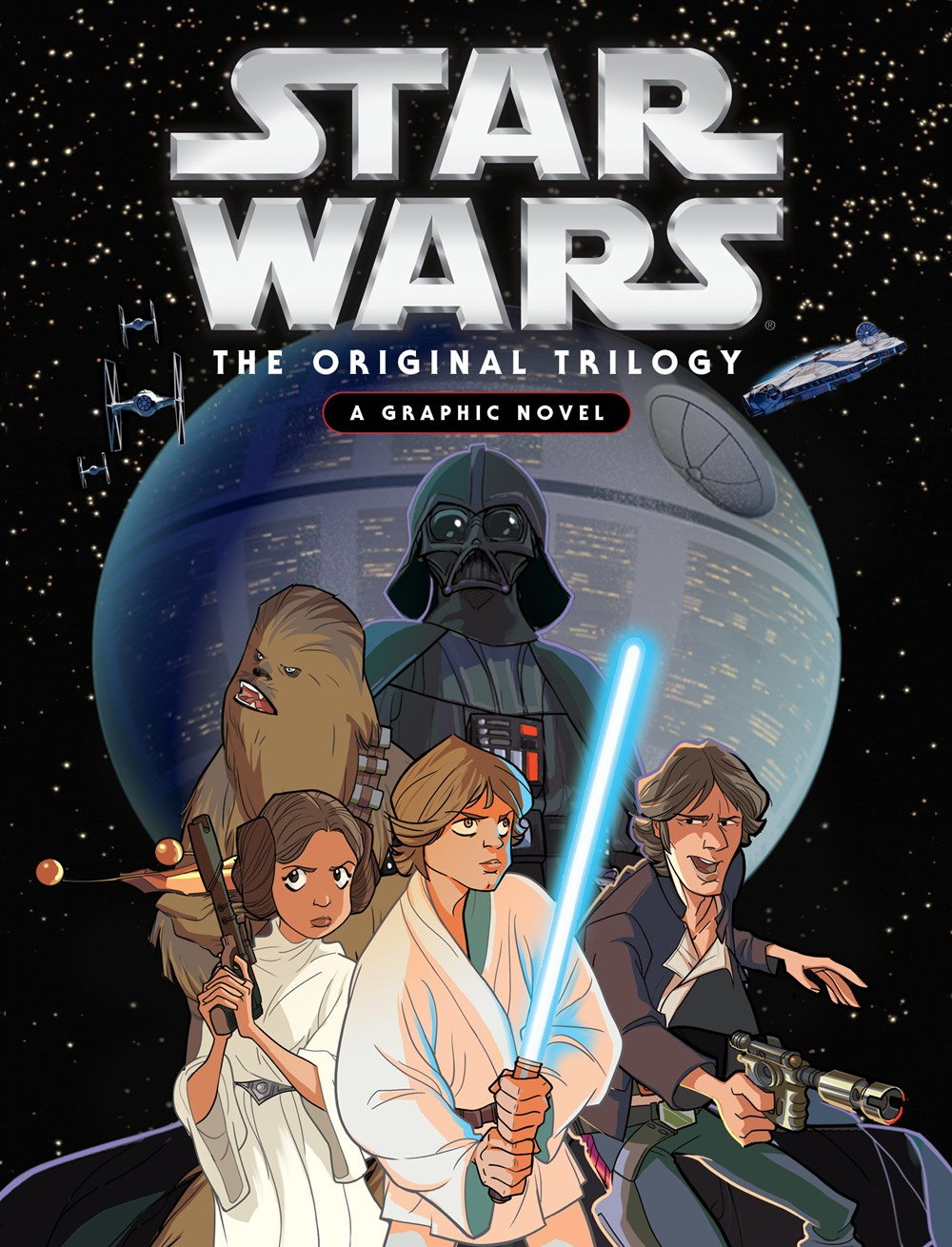 Star wars the original trilogy a graphic novel wookieepedia star wars the original trilogy a graphic novel wookieepedia fandom powered by wikia ccuart Images