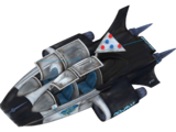 Panther police interceptor
