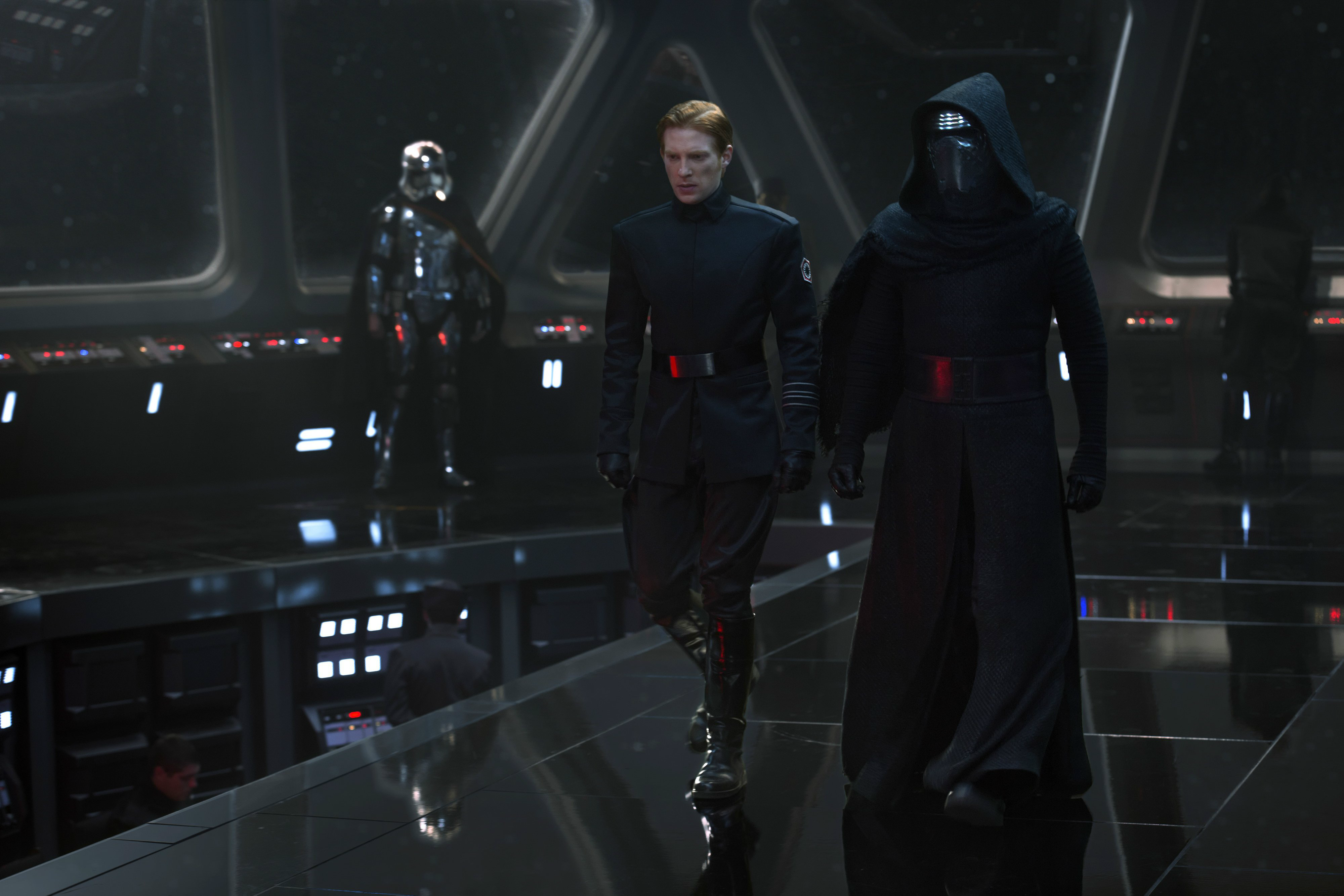 Image result for hux kylo ren