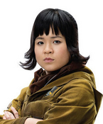 Rose Tico Advanced Graphics Standee