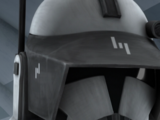 Unidentified clone trooper officer (Kamino security)