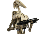 B1 battle droid/Legends