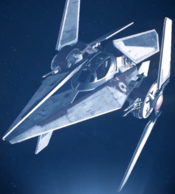 Battlefront 2 V-wing