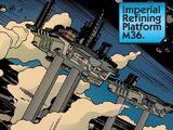 Imperial Refining Platform M36