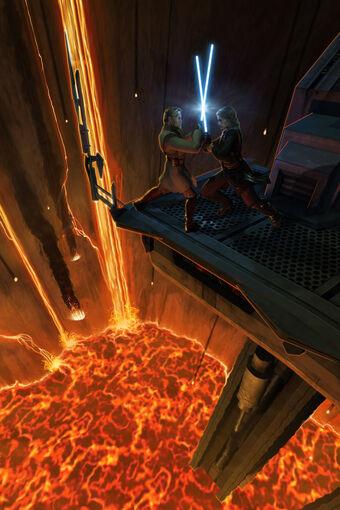 Star Wars Episode Iii Revenge Of The Sith Video Game Wookieepedia Fandom