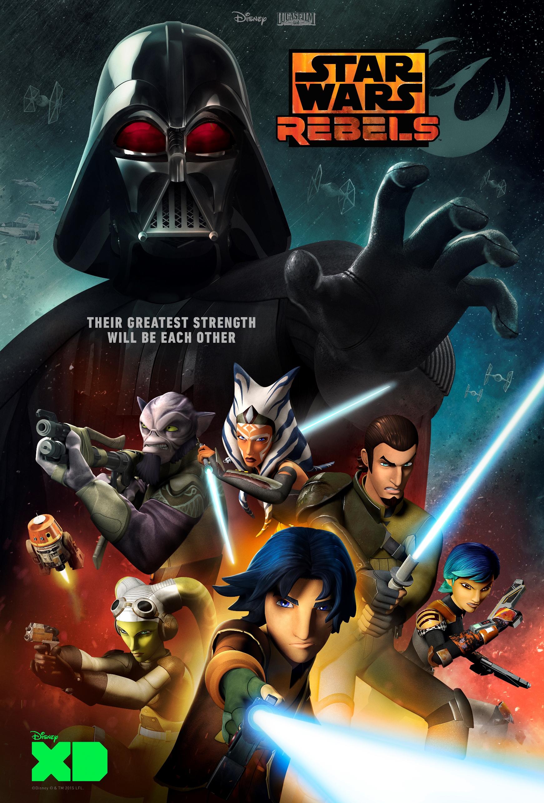 Star Wars Rebels Season Two | Wookieepedia | FANDOM powered by Wikia