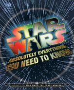 Star Wars Absolutely Everything you Need to Know Cover