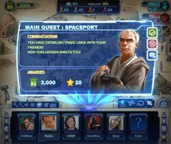 Star Wars Outpost Mockup