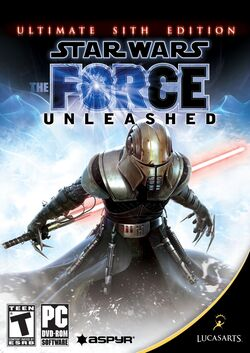 The Force Unleashed - Ultimate Sith Edition