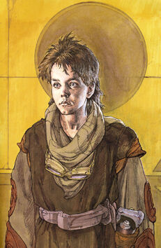 Anakin Skywalker Episode 1 Concept Art