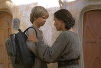 Anakin and Shmi TPM